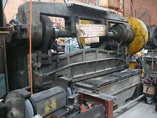 Large Capacity Plate Metal Guillotine  8 foot X 1/2 inch