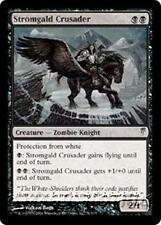 STROMGALD CRUSADER Coldsnap MTG Black Creature — Zombie Knight Unc