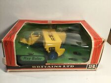 Britains Farm 9563 Hay Baler Within Its Original Box 1978