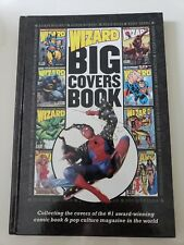 WIZARD BIG COVERS BOOK HARDCOVER Volume 1 INCREDIBLE! 196 PAGES! UNREAD NEW