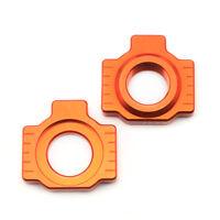 CNC Chain Adjuster For KTM 1290/1190/1050/1190 RC8 RC8R SUPER/ADVENTURE