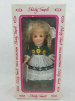 """Shirley Temple Doll Collection By Ideal HEIDI 1982 8"""""""