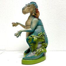 "Rare Disney Dinosaur Movie 2000 Aladar Toy Soap Bottle (Empty) 10"", See Photos"