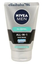 2X Nivea Men All In 1 Oil Control Face Wash - 50 Gram