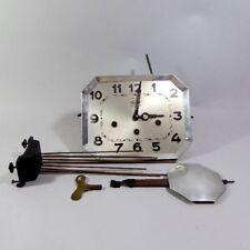 Girod 10 / 11 Ave Maria Wanduhr Uhrwerk mit Gong und Pendel Clock wie Odo 36