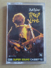 Bob Dylan Real Live - 1984 Australian Release Mint New Old Stock Cassette Tape