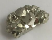 Gorgeous pyrite crystal cluster specimen, Peru 35.5 grams!!!  AAA fools gold!!!