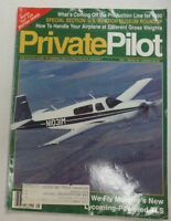 Private Pilot Magazine We Fly Mooney's New Lycoming TLS May 1990 FAL 060515R2