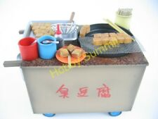 1/10 Hong Kong HAWKER MOBILE FOOD CART Gashapon Local Street Snack Delicacies 11