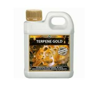PROFESSOR'S NUTRIENTS 1L | TERPENE GOLD MAXIMISE RESIN PRODUCTION INCREASE AROMA