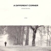 "George Michael ‎7"" A Different Corner - Alternative front cover - Europe"
