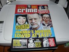 True Crime Detective Monthly july 2018