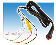 GARMIN echoMAP CHIRP 72cv 72dv 72sv 73dv 73cv 73dv 73sv POWER/DATA CABLE 4-Pin