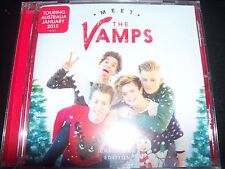 The Vamps Meet The (Australia) Christmas Edition CD - New