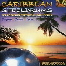 Vol. 2-Caribbean Steeldrums-20 - Steelasophical (2000, CD NIEUW)