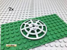 LEGO® 2Stk Hellgrau 4285 6x6 Schüssel Radar Gitter
