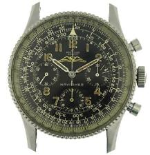 Vintage 1958 Breitling Navitimer 806 Watch AOPA Dial Venus 178 Movement Serviced