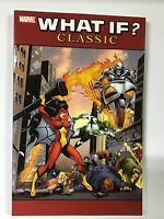 What If? Classic Vol 3 TPB . Marvel. 50% Off.  NEW.  Disney+