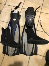 SCUBA Flippers and boots