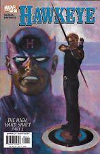 Hawkeye Comic Issue 1 Modern Age First Print 2003 Nicieza Raffaele Marvel