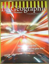 La géographie Terre des hommes N° 1562 Dossier spécial FIG Boisdron Coromandel