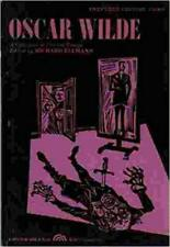 Oscar Wilde: A Collection of Critical Essays - Richard Ellmann, 1969 - Paperback