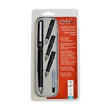 Manuscript Classic Creative 4 Nib Calligraphy Pen Writing Set - NEW