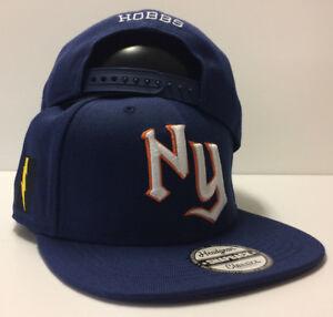 Roy Hobbs New York Knights The Natural Baseball Movie Snapback Hat Flat Brim