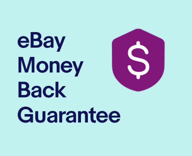 eBay Money Back Guarantee