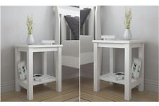 2pcs Set Bedside Tables Small Night Stand Telephone Side Cabinets End Table