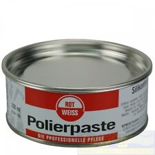 ROTWEISS Polierpaste 200ml Dose,  3,53 EUR / 100 Milliliter