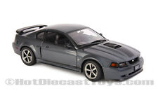 AUTOart Ford Mustang Mach I 2004 Grey 1:18 73008