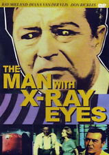 X: The Man with the X-Ray Eyes DVD NEW