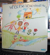 """TOM CLAY.   """"WHAT THE WORLD NEEDS NOW IS LOVE""""  MOWEST USA 1971 LP. EX COND."""