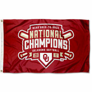 One Size BSI NCAA Oklahoma Sooners Unisex NCAA 2-Flag Desk Setncaa 2-Flag Desk Set Red