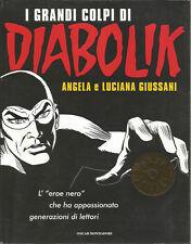 fumetto DIABOLIK BESTSELLERS 1180 I grandi colpi di Diabolik
