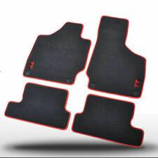 Premium Solid Nylon Auto Odorless Floor Mats Liner Carpet Fitted For Audi TT