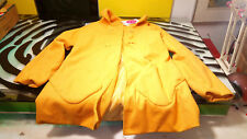 Preanest Womens Trench coat great shape w tags never used shape Size XL Yellow