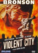 Violent City 0827058113298 With Charles Bronson DVD Region 1
