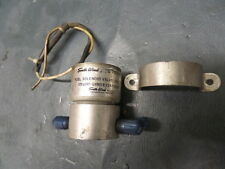 TWIN CESSNA 310Q AIRCRAFT SOUTH WIND HEATER FUEL SOLENOID G700748-24V