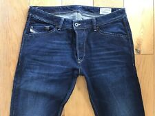 Mens Diesel Darron Jeans Regular Slim Tapered W34 L32