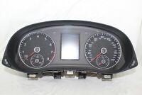 Speedometer Instrument Cluster Dash Panel 2015 - 2019 VW Passat With 22,555Mile