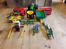 Britains farm joblot vintage vehicles machinery deutz tractor