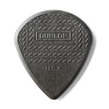 Jim Dunlop Nylon Max Grip Jazz III Carbon Fibre Guitar Picks - 12 Pack Plectrums