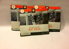 Bundle 4- DECORATE YOUR OWN - 3 BAT MASK & 1 BUTTERFLY MASK-