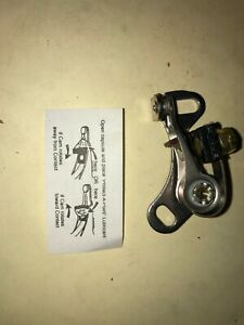Borg Warner NOS Contact Point Set A-101V Ford Lincoln Mercury