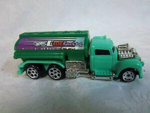 "Hot Wheels Hasse Racing 1999 Mattel 5' Diecast Truck Corgi Austin London Taxi 5"""
