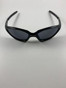 Oakley Twenty XX Jet Black/Black Iridium 04-280 Gen 1 RARE