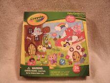 Crayola Fairy Garden Fun 24 Piece Puzzle