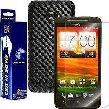 ArmorSuit MilitaryShield HTC EVO 4G LTE Screen Protector + Black Carbon Fiber!